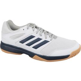 Wit Adidas Performance Speedcourt M EF2623 schoenen