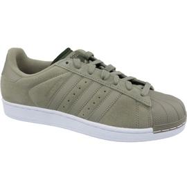 Groen Adidas Superstar M CG3779 schoenen
