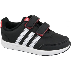 Zwart Adidas Vs Switch 2 Cmf Inf Jr F35703 schoenen