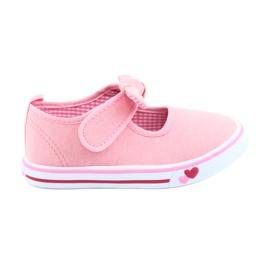 American Club roze Sneakers sneakers buigen TEN42
