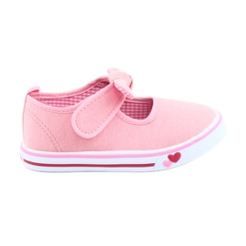 American Club Sneakers sneakers buigen TEN42 roze