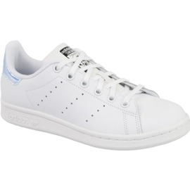 Wit Adidas Stan Smith Jr AQ6272 schoenen