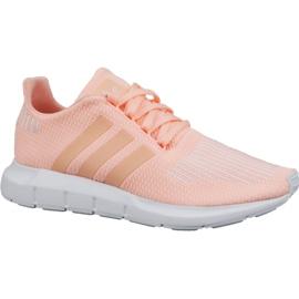Roze Adidas Swift Run Jr CG6910 schoenen
