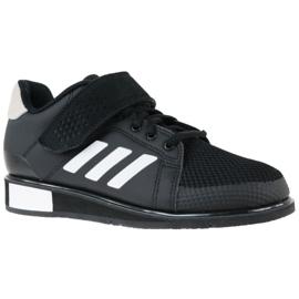 Zwart Adidas Power Perfect 3 W BB6363 schoenen