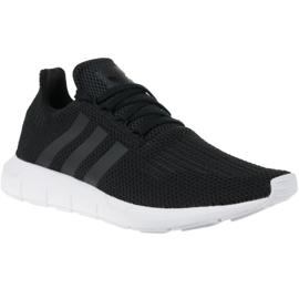 Zwart Adidas Swift Run M B37726 schoenen