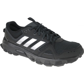 Zwart Adidas Rockadia Trail M CG3982 schoenen