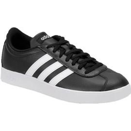 Zwart Schoenen adidas Vl Court 2.0 M B43814