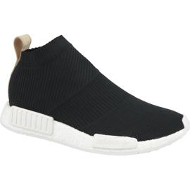Zwart Adidas Nmd CS1 Pk M AQ0948 schoenen
