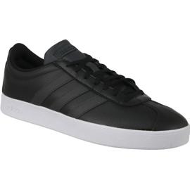 Zwart Schoenen adidas Vl Court 2.0 M B43816