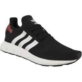 Zwart Adidas Swift Run M B37730 schoenen