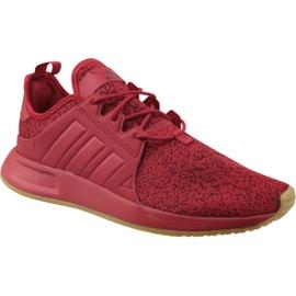Rood Schoenen adidas X_PLR M B37439