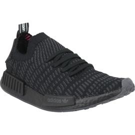 Zwart Adidas NMD_R1 Stlt Pk M CQ2391 schoenen