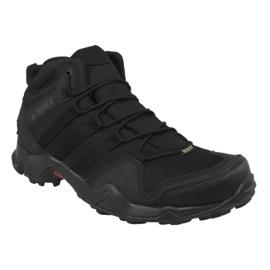 Zwart Adidas Terrex AX2R Mid Gtx M CM7697 schoenen