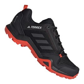 Zwart Adidas Terrex AX3 Gtx M G26578 schoenen