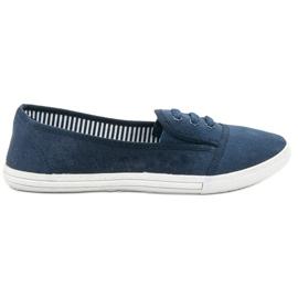 Balada blauw Instappers Sneakers