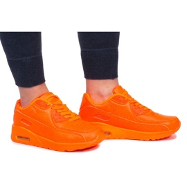 Sneakers B503-3 Oranje