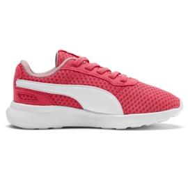 Rood Schoenen Puma St Activ Ac Ps Jr 369070 09 coral