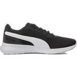 Schoenen Puma St Activeer Jr 369069 01 zwart
