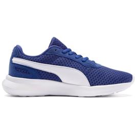 Schoenen Puma St Activeer Jr 369069 08 blauw