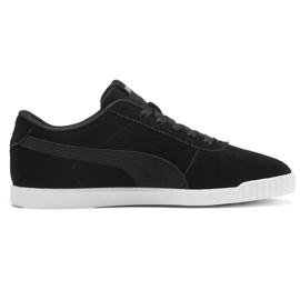 Schoenen Puma Carina Slim Sd W 370549 01 zwart