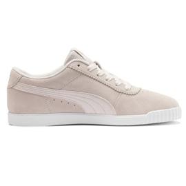 Bruin Schoenen Puma Carina Slim Sd W 370549 02 beige