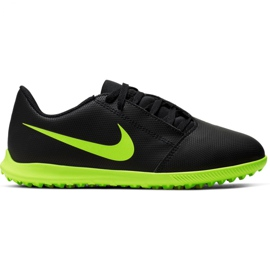 Voetbalschoenen Nike Phantom Venom Club Tf Jr AO0400 007 zwart