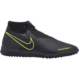 Voetbalschoenen Nike Phantom Vsn Academy Df Tf M AO3269 007 zwart