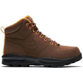 Schoenen Nike Manoa Leer M 454350 203 bruin
