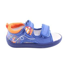 American Club Amerikaanse sandalen kinderschoenen leren binnenzool
