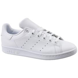 Wit Adidas Stan Smith Jr S76330 schoenen