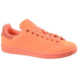 Oranje Adidas Stan Smith Adicolor schoenen in S80251