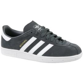 Adidas Munchen M CQ2322 schoenen zwart
