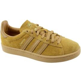 Adidas Campus M CQ2046 schoenen bruin