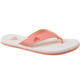 Oranje Slippers adidas Beach Thong 2 Jr CP9379