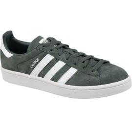 Groen Adidas Campus M CM8445 schoenen
