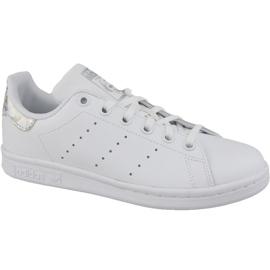 Wit Adidas Stan Smith Jr EE8483 schoenen