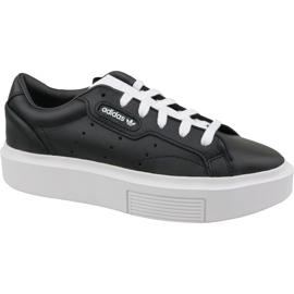 Zwart Adidas Sleek Super W EE4519 schoenen