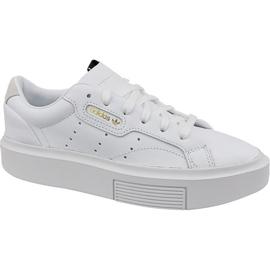 Wit Adidas Sleek Super W EF8858 schoenen
