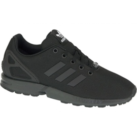 Zwart Adidas Zx Flux W S82695 schoenen