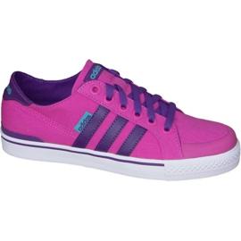 Roze Adidas Clementes K Jr F99281 schoenen