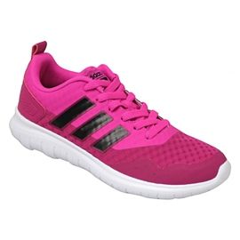 Roze Adidas Cloudfoam Lite Flex W AW4203 schoenen