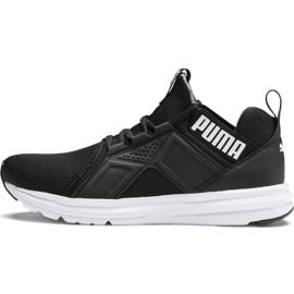 Schoenen Puma Enzo Sport M 192593 01 zwart en wit