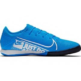 Voetbalschoenen Nike Mercurial Vapor 13 Pro Ic M AT8001 414 blauw