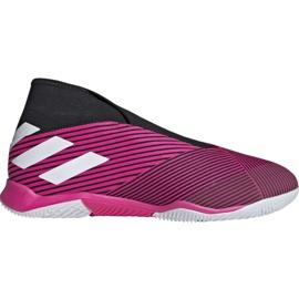 Voetbalschoenen adidas Nemeziz 19.3 In M EF0393 roze