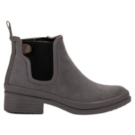 Kylie Booties Jodhpur-laarzen grijs