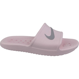 Nike koffie douche slippers 832655-601 roze