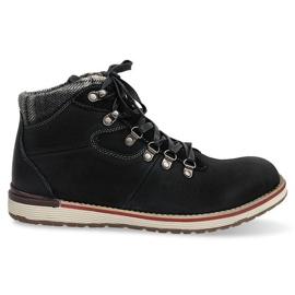 Geïsoleerde hoge laarzen schoenen SH23 zwart