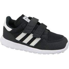 Adidas Originals Forest Grove Cf Jr B37749 schoenen zwart