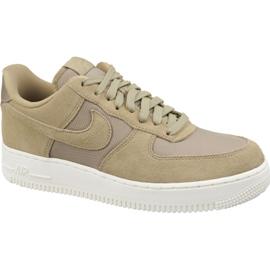 Bruin Nike Air Force 1 '07 M AO2409-200 schoenen