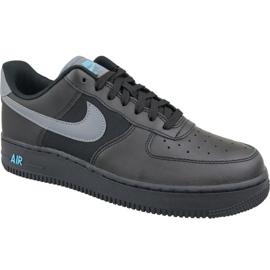 Zwart Nike Air Force 1 '07 LV8 M BV1278-001 schoenen